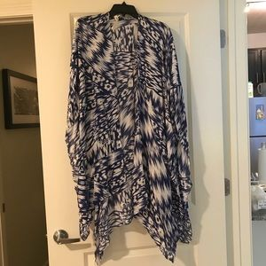 Michael stars summer scarf / poncho